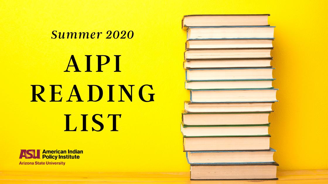 AIPI Summer Reading List 2020