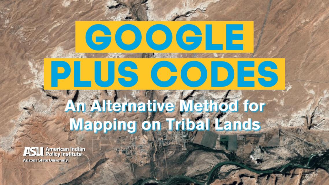 Google Plus Codes - blog